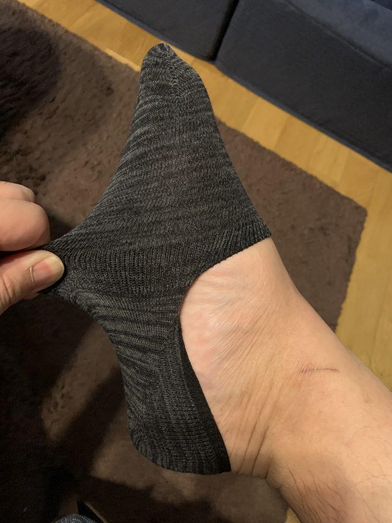 [オカモト]脱げない靴下 ココピタ
